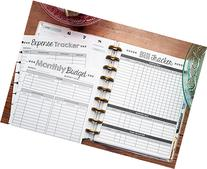 Home Finance Kit for the Happy Planner, 1 Year Supply,