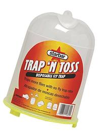 Farnam Home and Garden 14624 Starbar Trap N Toss Disposable