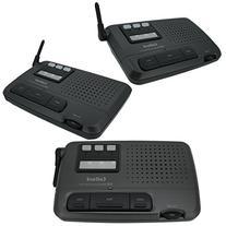 Home Intercom Digital FM Wireless 3-Channel System 3-Station
