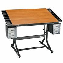 Alvin CraftMaster II Deluxe Art, Drawing, and Hobby Table
