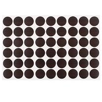 uxcell Home Office Self-adhesive Screw Covers Caps Stickers