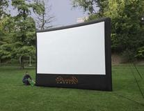 Open Air Cinema 16-feet Outdoor Home Projector Screen