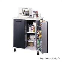 Mobile Refreshment or Microwave Stand