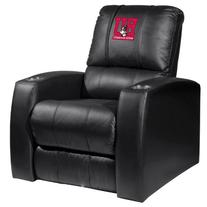 Home Theate Recliner with Boston Terriers Logo