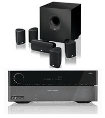 Harman Kardon Home Theater 1000 70 watt 5.1 Ch. Home Theater