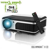 CAIWEI LCD Home Theater Projector Led Portable Digital Video