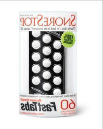 SnoreStop Maximum Strength Quick Dissolving Homeopathic