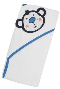 Lamaze Hooded Towel, Monkey