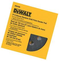 8-Hole Hook and Loop Sanding Disc Backing Pad