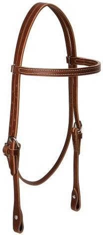 Weaver Leather Horizons Browband Headstall, Sunset
