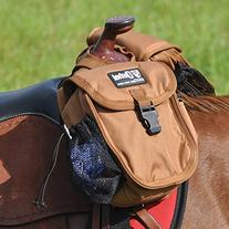 Cashel Small Horn Bag Brown