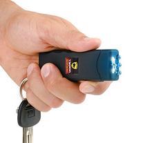 World's Smallest Guard Dog Hornet Keychain Stun Gun with LED