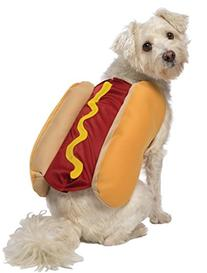 Rasta Imposta Hot Dog Costume, XXX-Large