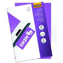Fellowes Laminating Pouches, Thermal, Menu Size, 3 Mil, 50