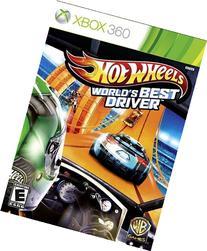 Hot Wheels World's Best Driver - Xbox 360 Standard Edition
