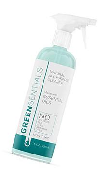 Greensentials Household All Purpose Cleaner,  All Natural