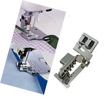 Household Sewing Machine Bias Tape Binder Metal Presser Foot