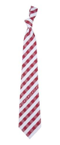 Houston Rockets Check Poly Necktie