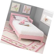 KidKraft Houston Toddler Bed - Pink