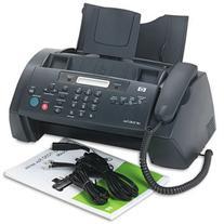 Hp 1040 Inkjet Fax Machine W/built-in Telephone Handset -