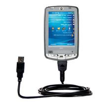 USB Data Hot Sync Straight Cable designed for the HP iPAQ