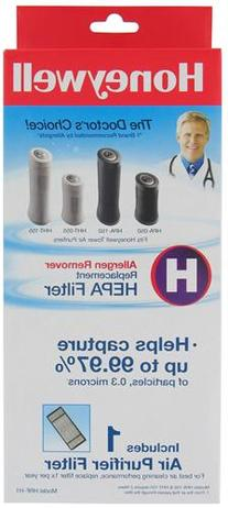 HONEYWELL HRFH1 TRUE HEPA REPLACEMENT FILTER
