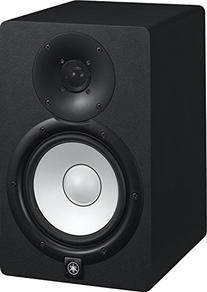 Yamaha HS8 Powered Studio Monitors Pair Black w/ XLR Cables