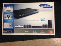Samsung Ht-Fm45 5.1-Channel 3D Blu-Ray Smart Home Theater