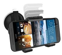HTC ONE M9 Car Mount Dock - Windshield & Dashboard