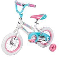 """12"""" Huffy Sea Star Girls' Bike"""
