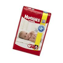 Huggies Snug and Dry Diapers-Size 1-Jumbo Pack-44 Count