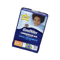 GoodNites Underwear, Boys, Large/Extra-Large, 21 Count