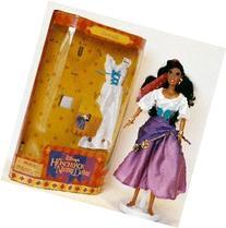 "Disney Hunchback of Notre Dame ESMERALDA 11.5"" Fully"