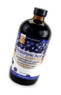 Hyaluronic Acid Blueberry Liquid 16 fl oz Liquid