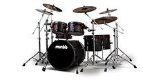 ddrum HYBRID6BLKRED Electronic Drum Set Natural