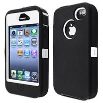 Insten Hybrid Case for Apple iPhone 4/ 4S - Retail Packaging