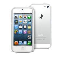 Photive Hybrid iPhone 5 Bumper Case -White/Grey Designed for