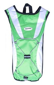 Conquer 2L Hydration Backpack w/ BPA Free Bladder