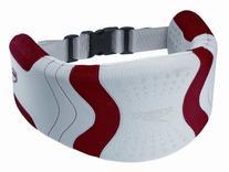 Speedo Hydro Resistant Jog Belt Swim Training Aid, Silver/