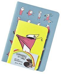 Hyperbole and a Half Notebooks