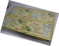 Hypoallergic Hygeia Olive oil Soap face - body 4 x 125gr