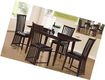 Monarch Specialties I 1897 36 in. x 60 in. Dining Table-12