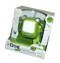 i-Dog Pup that Plays 12 Rock Riffs - Green Color