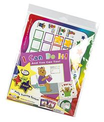 "Kenson Kids ""I Can Do It!"" Potty Chart Updated Toilet"