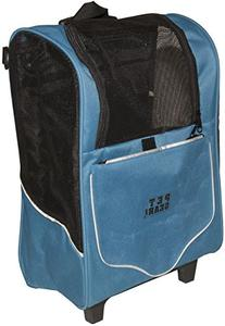 Pet Gear I-GO2 Sport Roller Backpack for cats and dogs,