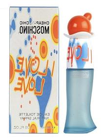 Moschino I Love Love Perfume 3.4 Oz Edt For Women - ILL34SW