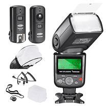 Neewer VK750 II Pro i-TTL Auto-Focus Flash for Nikon DSLR
