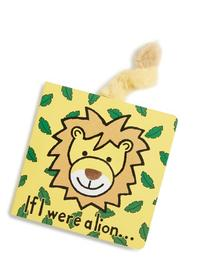If I Were A Lion Board Book, Size One Size - Brown