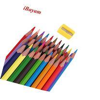 iBayam Color Pencil Coloring Pencils Oil Base Non-toxic