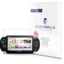 iLLumiShield - Sony PS Vita PCH-2000 Screen Protector